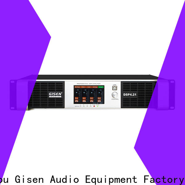 professional desktop audio amplifier 8ohm manufacturer for performance