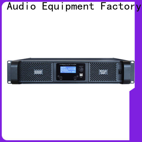 professional dj power amplifier power manufacturer for various occations