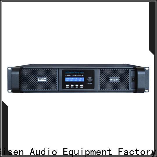 advanced sound digital amplifier amplifier wholesale for stadium