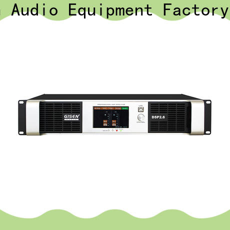 high quality homemade audio amplifier touch screen manufacturer for various occations