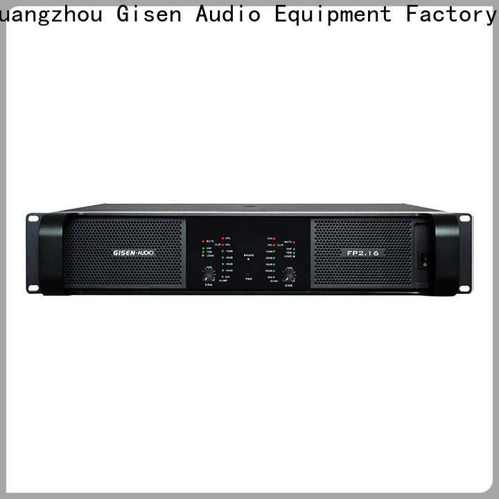 unbeatable price music amplifier popular one-stop service supplier for night club
