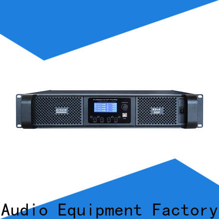 professional dsp amplifier amplifier factory for stage