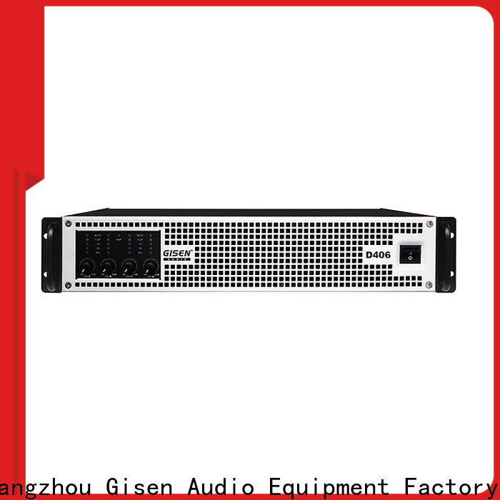 Gisen high efficiency class d audio amplifier more buying choices for stadium