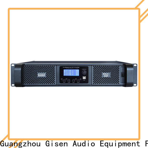 multiple functions homemade audio amplifier 2 channel manufacturer for performance