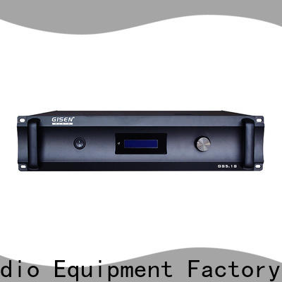 Gisen low distortion stereo audio amplifier buy now for ktv