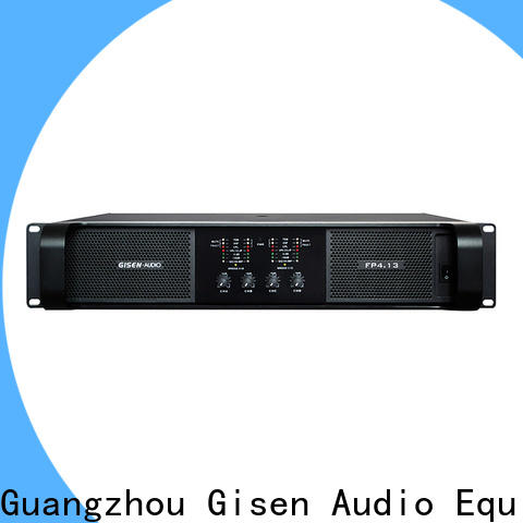 Gisen quality assurance power amplifier class td get quotes for various occations