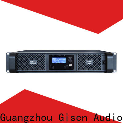 high quality audio amplifier pro touch screen supplier for various occations
