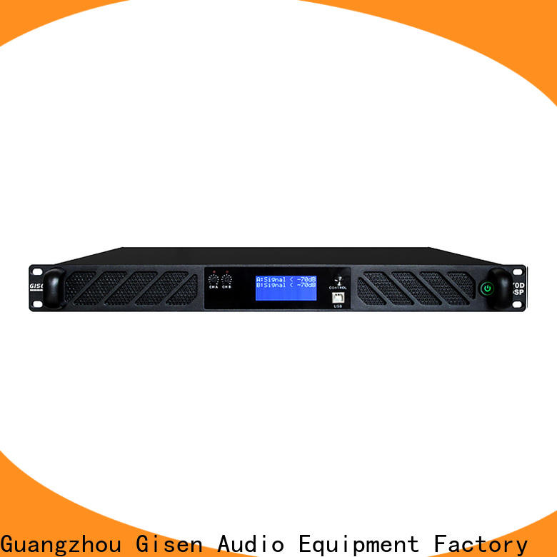 multiple functions amplifier sound system 4 channel factory for various occations