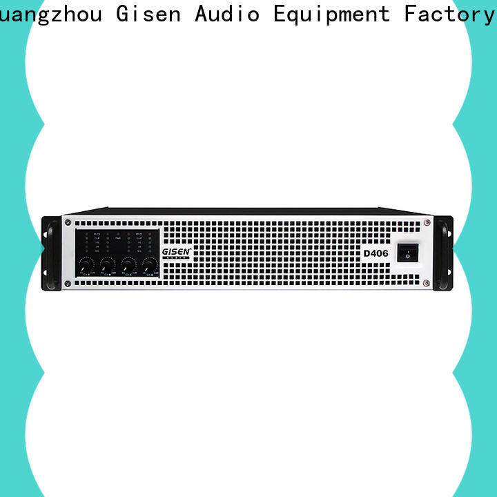 guangzhou home stereo power amplifier professional manufacturer for ktv