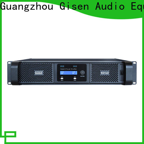 Gisen amplifier class d audio amplifier wholesale for ktv