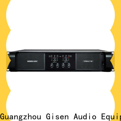 Gisen amplifier music amplifier one-stop service supplier for performance