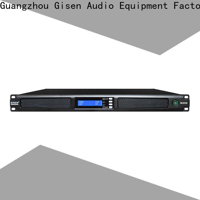 new model 2 channel power amplifier 2channel series for venue