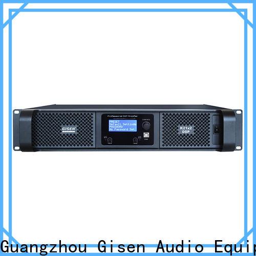 high quality multi channel amplifier 4 channel wholesale for venue