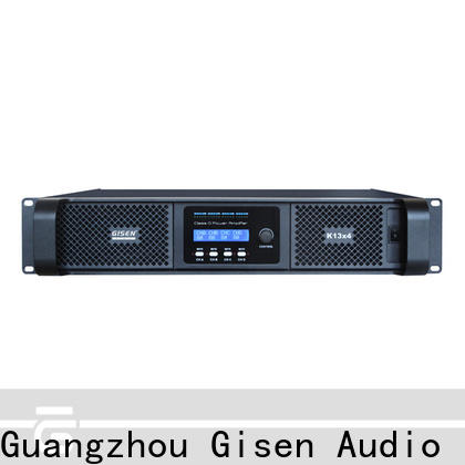 Gisen advanced top 10 power amplifiers fast shipping for performance