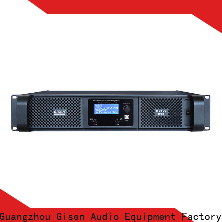 professional audio amplifier pro channel factory for various occations