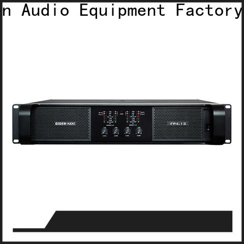 Gisen unbeatable price class td amplifier get quotes for night club