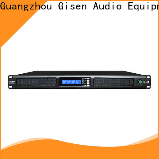Gisen new model home amplifier manufacturer for entertainment club