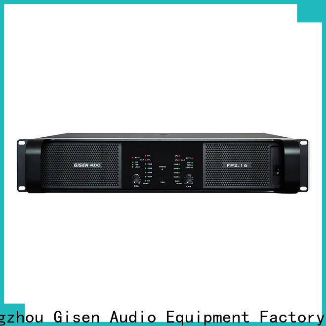 Gisen quality assurance amplifier for home speakers source now for ktv
