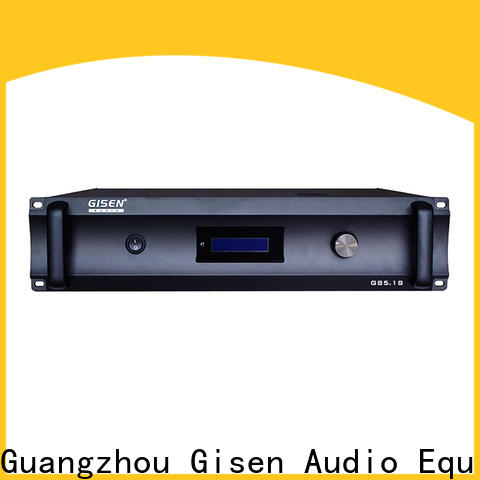 Gisen theatre best hifi amplifier supplier for home theater