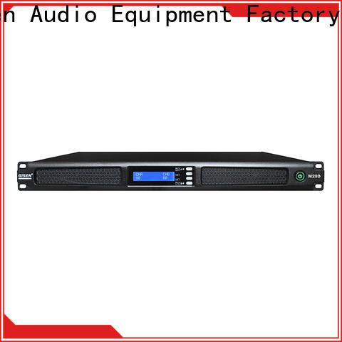 Gisen 1u audio amplifier wholesale for venue