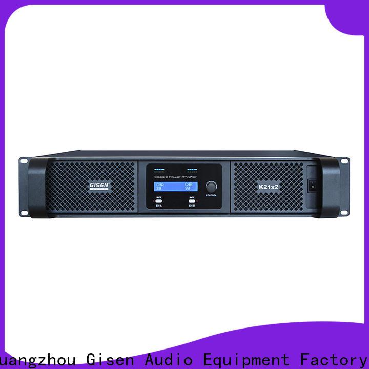 high efficiency sound digital amplifier digital manufacturer for entertaining club