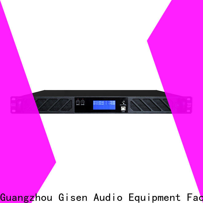 professional amplifier power touch screen manufacturer for stage
