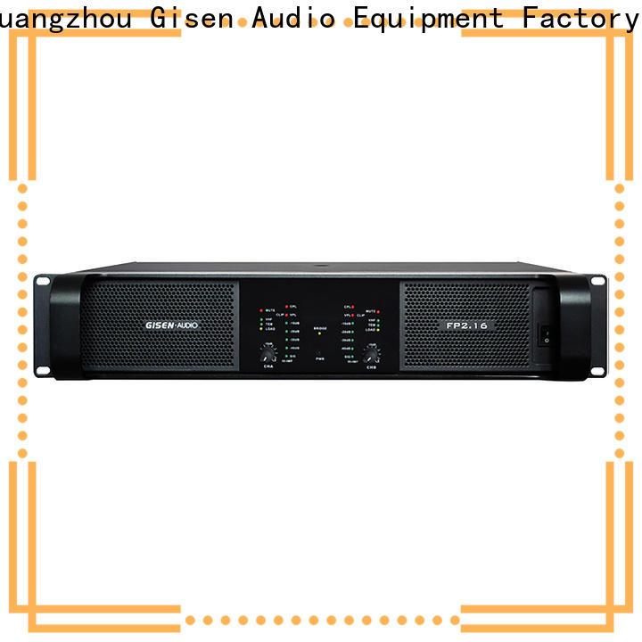 Gisen amplifier best power amplifier source now for vocal concert