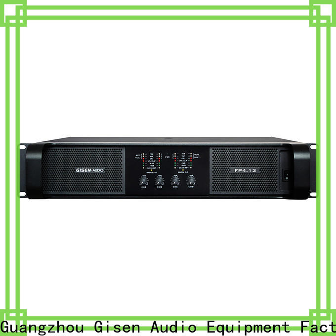 Gisen power power amplifier class td get quotes for vocal concert