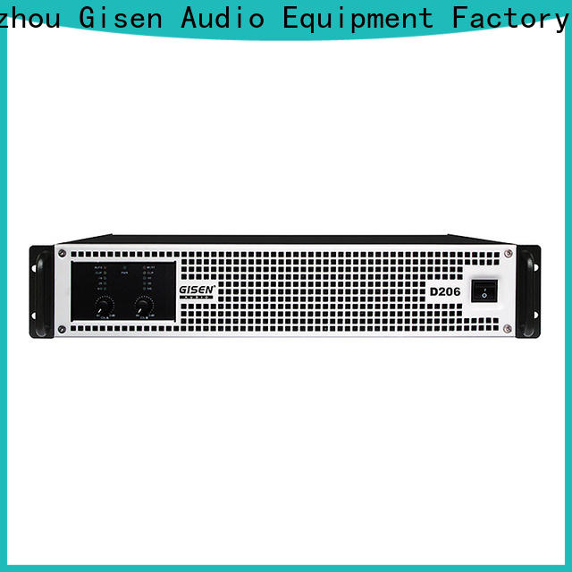 advanced class d stereo amplifier professional supplier for performance