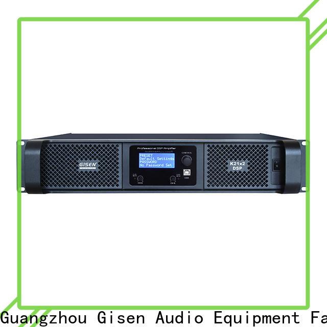 Gisen digital direct digital amplifier supplier