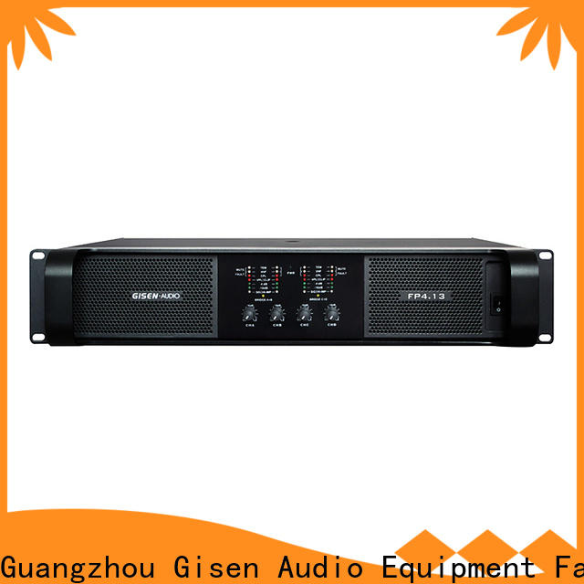 Gisen power home audio amplifier source now for ktv