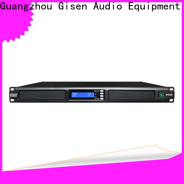 new model professional power amplifier power supplier for performance