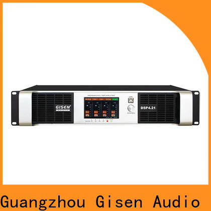 Gisen 2100wx2 amplifier sound system wholesale for various occations
