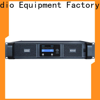 Gisen advanced class d amplifier fast shipping for meeting