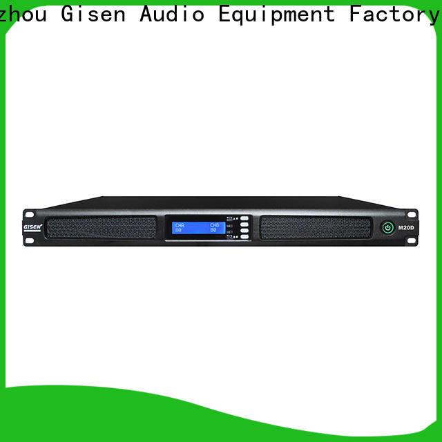 new model power amplifier class supplier for venue
