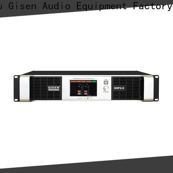 high quality desktop audio amplifier channel manufacturer for venue