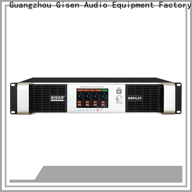 professional direct digital amplifier 2 channel manufacturer for various occations