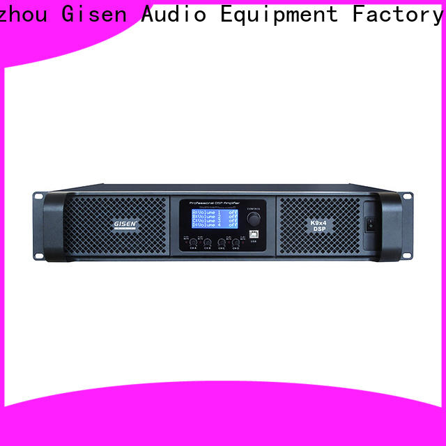 Gisen high quality best power amplifier in the world wholesale for various occations