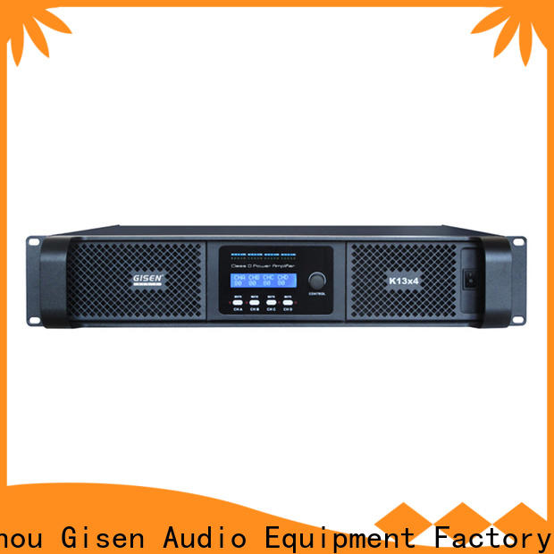 Gisen 8ohm digital audio amplifier more buying choices for stadium