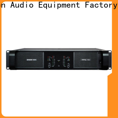 Gisen quality assurance compact stereo amplifier source now for various occations