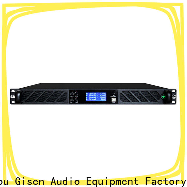 high quality audio amplifier pro amplifier factory for venue
