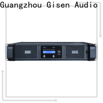 guangzhou top 10 power amplifiers amplifier fast delivery for entertaining club