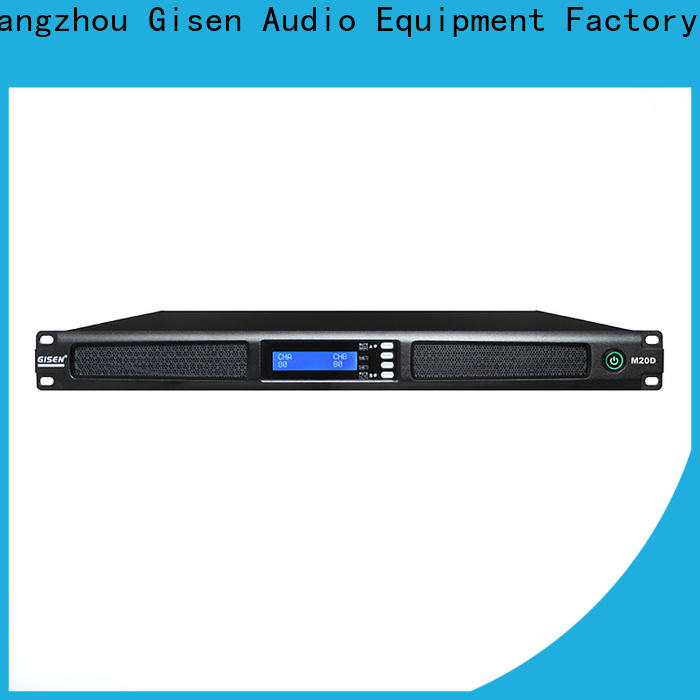 new model audio amplifier 1u wholesale for performance
