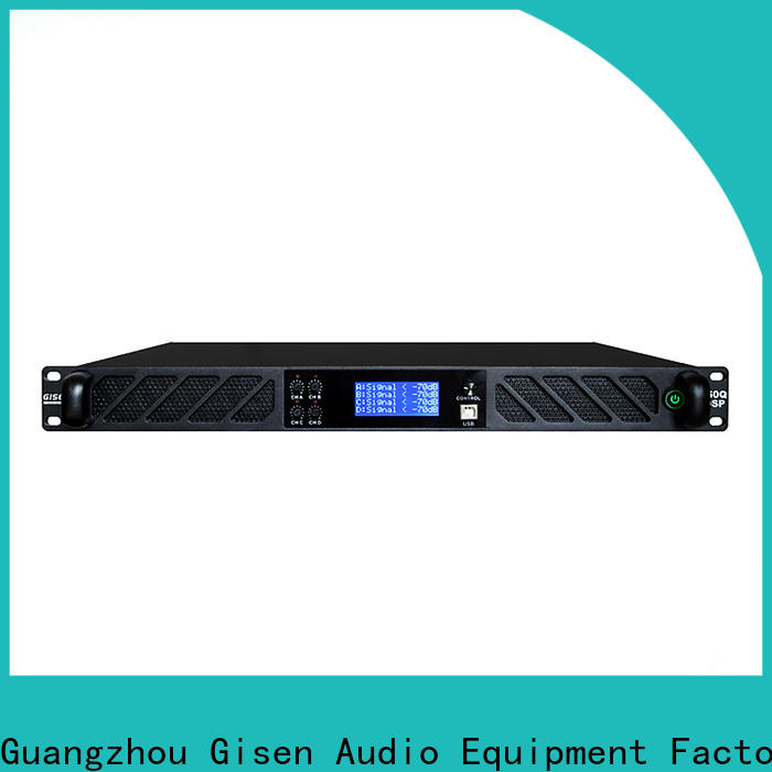 Gisen german desktop audio amplifier manufacturer