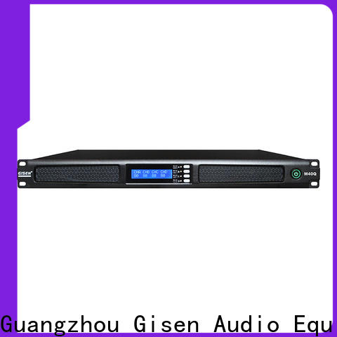 new model 4 channel amplifier 2channel wholesale for entertainment club