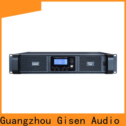 high quality amplifier power 2 channel wholesale for performance