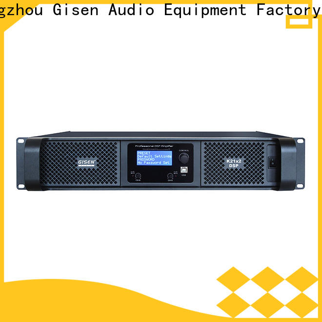 multiple functions amplifier sound system 8ohm supplier for performance