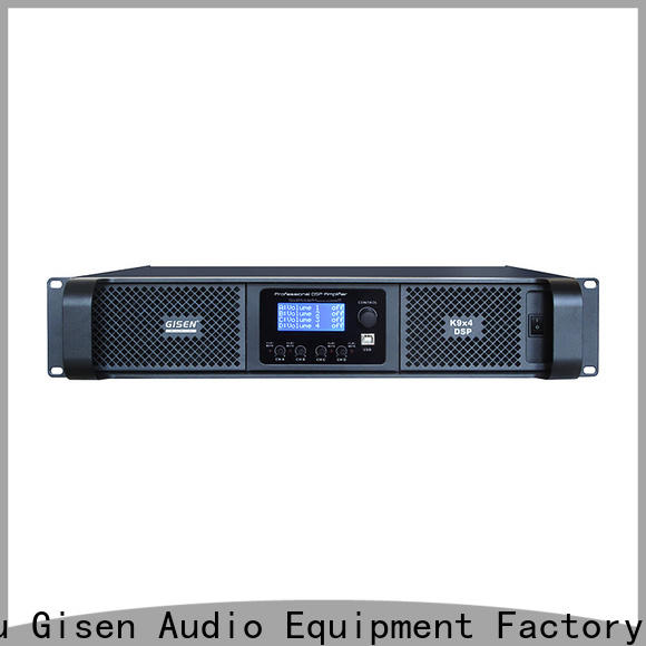 high quality direct digital amplifier dsp factory for venue