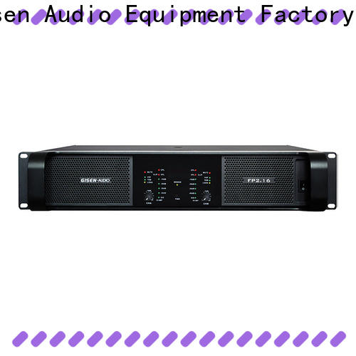 Gisen amplifier professional amplifier get quotes for night club