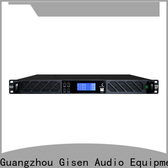 professional desktop audio amplifier touch screen wholesale for stage
